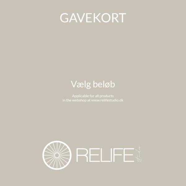relife-gavekort